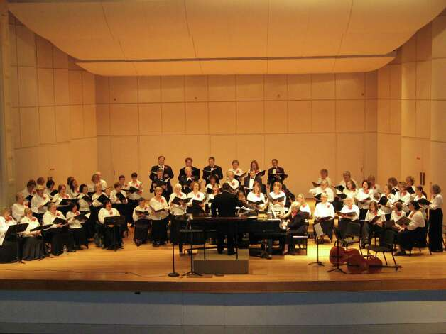 The Norwalk Community Chorale will honor America's history during a concert June 2. Photo: Contributed Photo