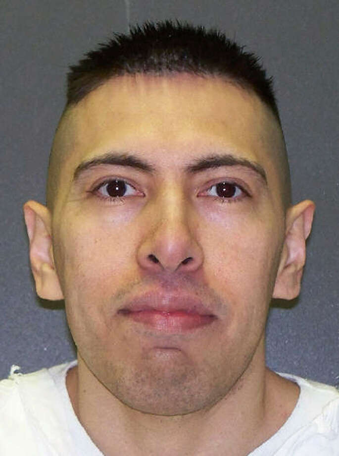 Frank Martinez GarciaAge at execution:  39 Execution: Oct. 27, 2011 Summary: Garcia was convicted of shooting and killing his wife and a police officer. His 5-year-old daughter witnessed both murders. Photo: File Photo / Texas Department of Criminal Justice