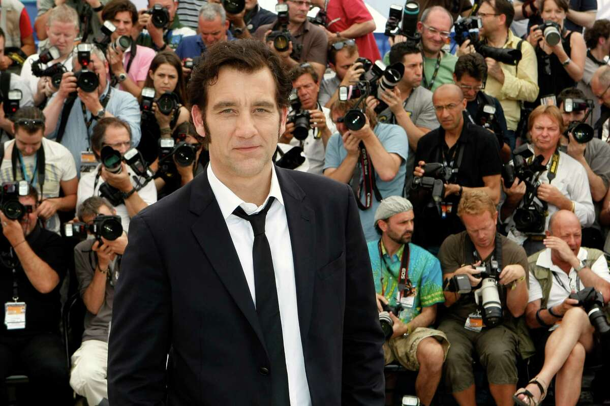 Actor Clive Owen poses for photographers during a photo call for Hemmingway and Gellhorn at the 65th international film festival, in Cannes, southern France, Friday, May 25, 2012.