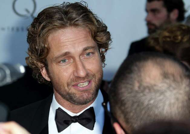 Gerard Butler arrives for the amfAR Cinema Against AIDS benefit at the Hotel du Cap-Eden-Roc, during the 65th Cannes film festival, in Cap d'Antibes, southern France, Thursday, May 24, 2012. Photo: J
