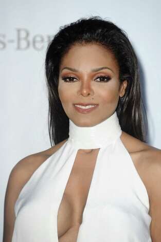 Janet Jackson arrives for the amfAR Cinema Against AIDS benefit at the Hotel du Cap-Eden-Roc, during the 65th Cannes film festival, in Cap d'Antibes, southern France, Thursday, May 24, 2012. Photo: J