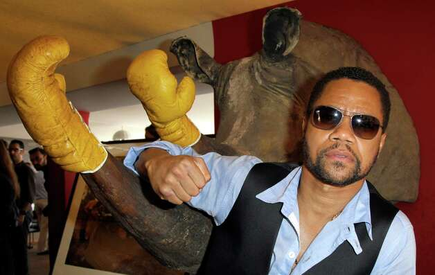 Actor Cuba Gooding Jr poses during a portrait session at the 65th international film festival, in Cannes, southern France, Thursday, May 24, 2012. Photo: Francois Mori, AP / AP