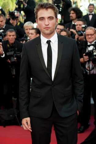 Actor Robert Pattinson arrives for the screening of On the Road at the 65th international film festival, in Cannes, southern France, Wednesday, May 23, 2012. Photo: Jonathan Short, AP / JPS