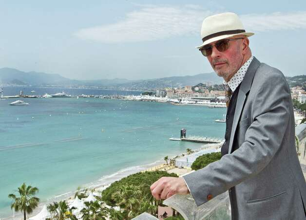 Director Jacques Audiard poses for portraits at the American Pavilion during the 65th international film festival, in Cannes, southern France, Saturday, May 19, 2012. Photo: Joel Ryan, AP / AP