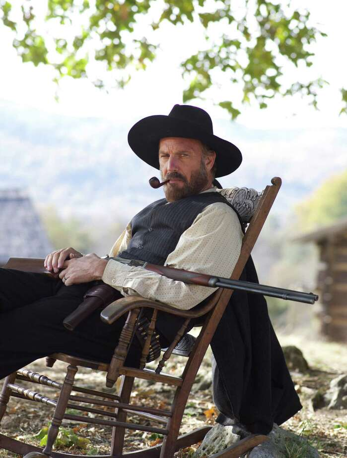 "Kevin Costner stars in ""Hatfields and McCoys"" on History. (Kevin Lynch/History Channel/MCT) Photo: Kevin Lynch / MCT"