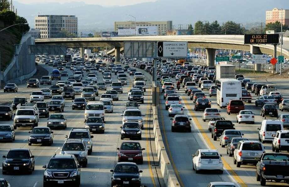2. Los Angeles (Kevork Djansezian / Getty Images)