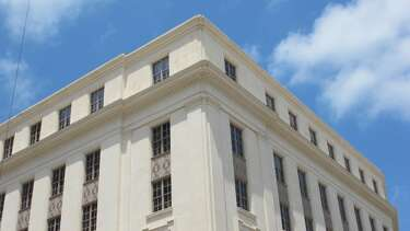 Rooftop plants help put courthouse atop feds' list - San