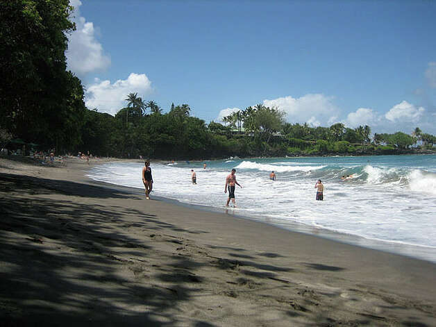 5. Hamoa Beach, Maui, Hawaii (Creative Commons/ Flickr user xoque) Photo: Flickr Creative Commons