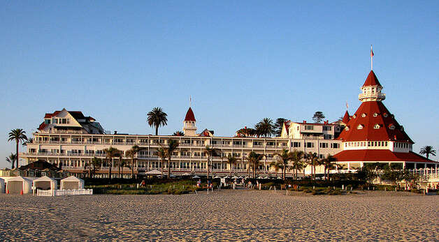 1. Coronado Beach, Coronado, Calif. (Creative Commons/ Flickr user Rennett Stowe) Photo: Flickr Creative Commons