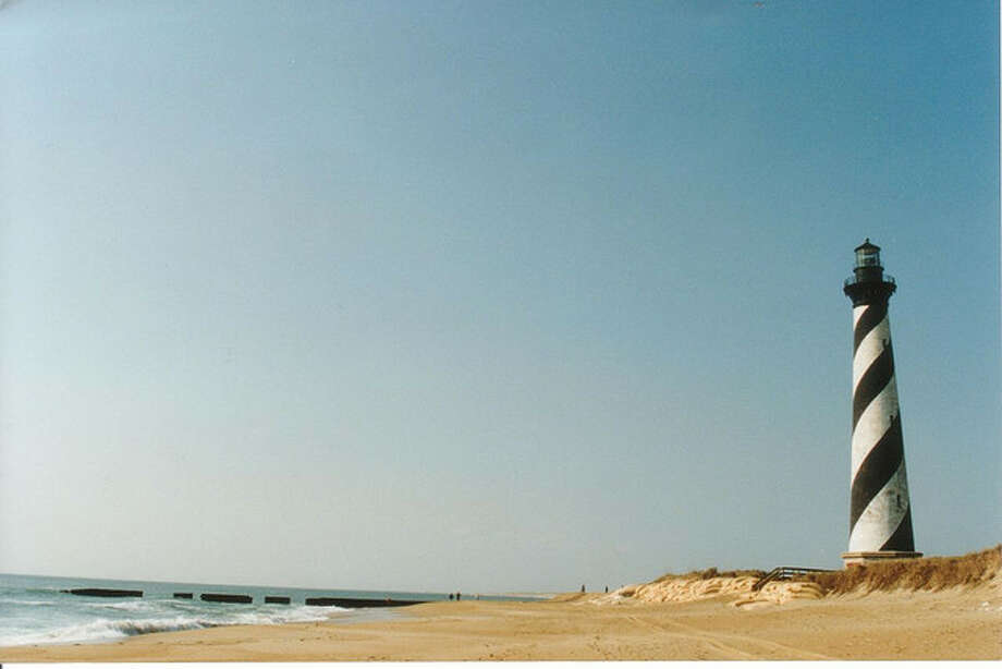 10. Cape Hatteras, Outer Banks, N.C. (Creative Commons/ Flickr userBruce Tuten) Photo: Flickr Creative Commons