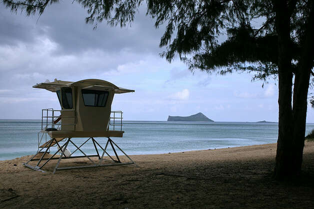 7. Wainmanalo Bay Beach Park, Oahu, Hawaii (Creative Commons/ Flickr user cliff1066™) Photo: Flickr Creative Commons