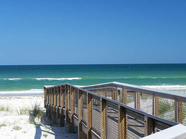 4. St. George Island State Park, St. George Island, Fla. (Creative Commons/ Flickr user systemslibrarian) Photo: Flickr Creative Commons