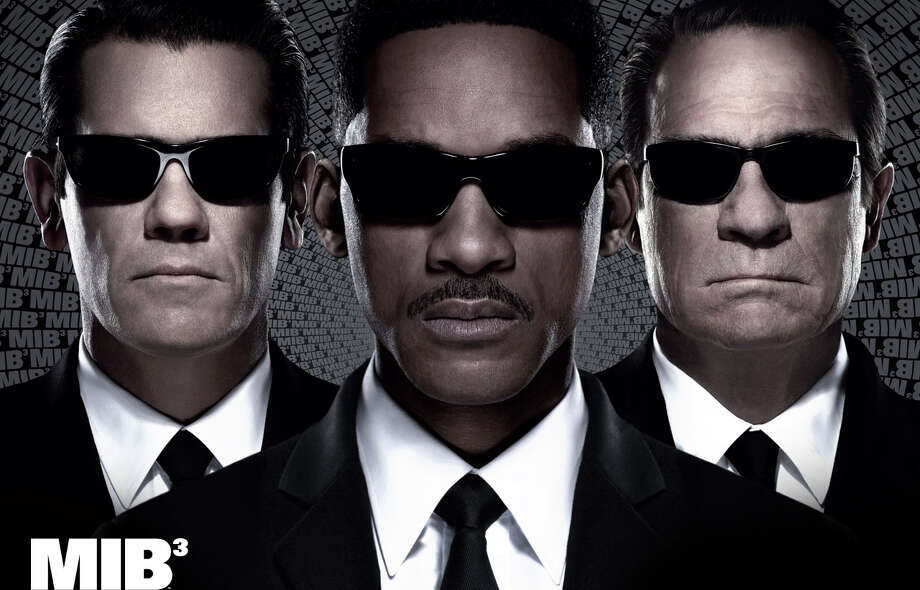 """""""Men in Black 3"""" is one of the movies debuting this Memorial Day weekend in area theaters. Photo: Contributed Photo / Westport News contributed"""
