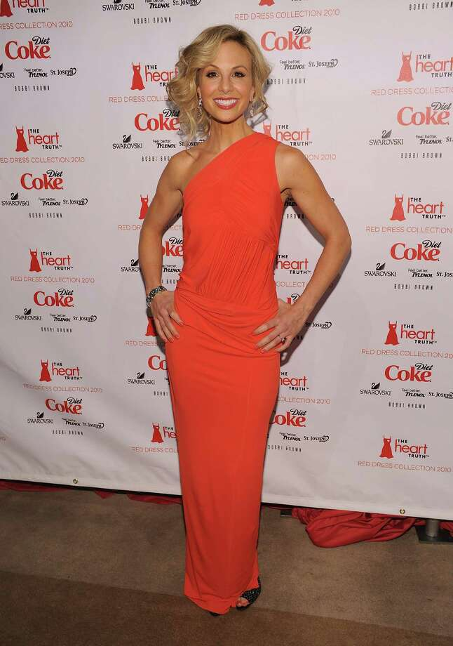 Elisabeth Hasselbeck  Photo: Dimitrios Kambouris, Getty Images For Heart Truth / Getty Images North America
