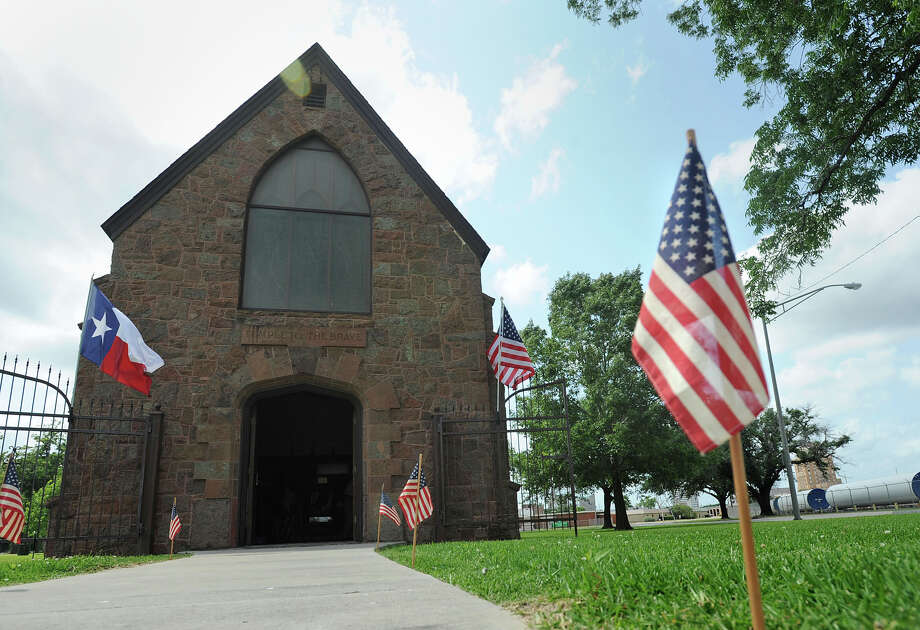 Temple of the BraveA memorial museum to the Texas soldiers of all wars. Will be open from 2 to 5 p.m. for Flag Day, Saturday, June 14. The museum is in Pipkin Patriots Park, 1350 Pennsylvania Ave., and is sponsored by the Col. George Moffet Daughters of the American Revolution.Free.(409) 880-1713. Photo: Guiseppe Barranco, STAFF PHOTOGRAPHER / The Beaumont Enterprise