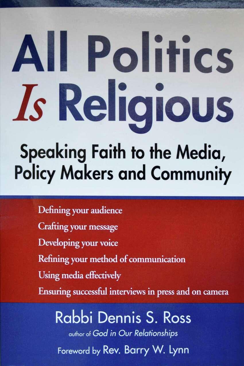 Book cover for Rabbi Dennis Ross'