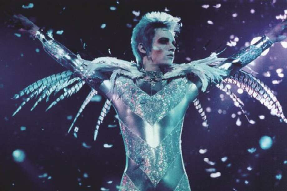 "Velvet Goldmine -- from the days of glam rock or what was called ""the glitter era."" (none / courtesy Outsider Productions)"