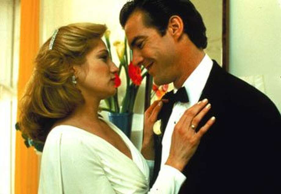 THE BIG EASY:  25 years later, the ONLY thing anybody remembers from this movie, with Ellen Barkin and Dennis Quaid, is the bedroom scene.