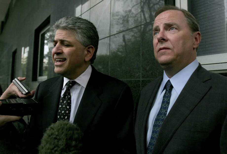 Former Enron CEO Jeff Skilling is requesting a new trial. Photo: PAT SULLIVAN / AP