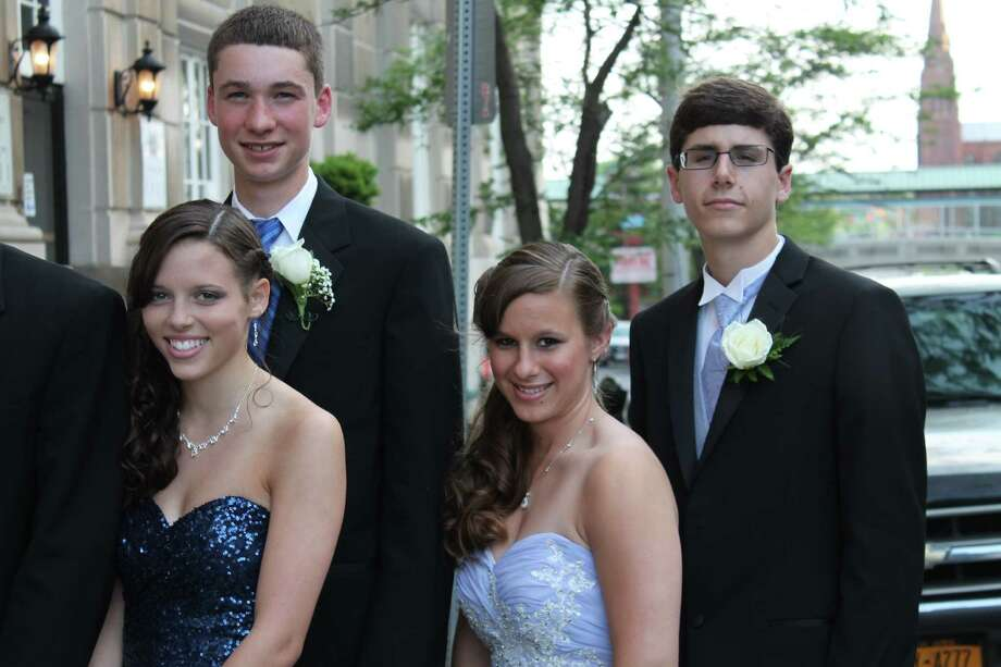 Were you Seen at the Ravena-Coeymans-Selkirk Prom on May 25, 2012? Photo: Delaney McDonough