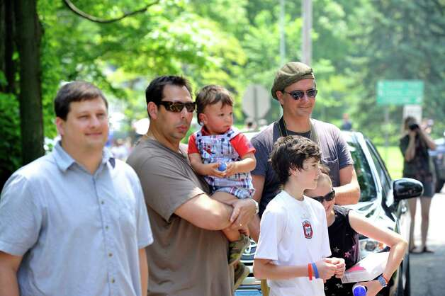 The Redding Memorial Day Parade was held Saturday, May 26, 2012. Photo: Michael Duffy / The News-Times