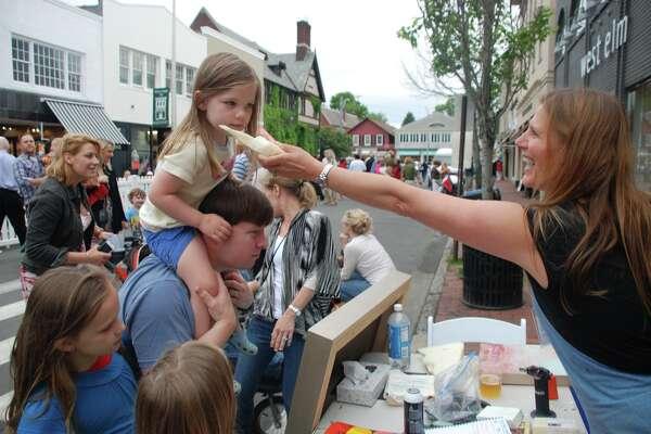 5/24/12 Art About Town in Westport.