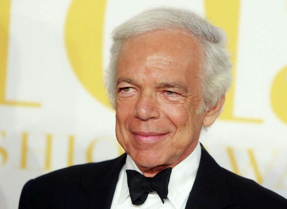 Designer Ralph Lauren attends the 2009 CFDA Fashion Awards at Alice Tully Hall, Lincoln Center on June 15, 2009, in New York City. (Photo by Stephen Lovekin/Getty Images) Photo: Stephen Lovekin, ST / 2009 Getty Images