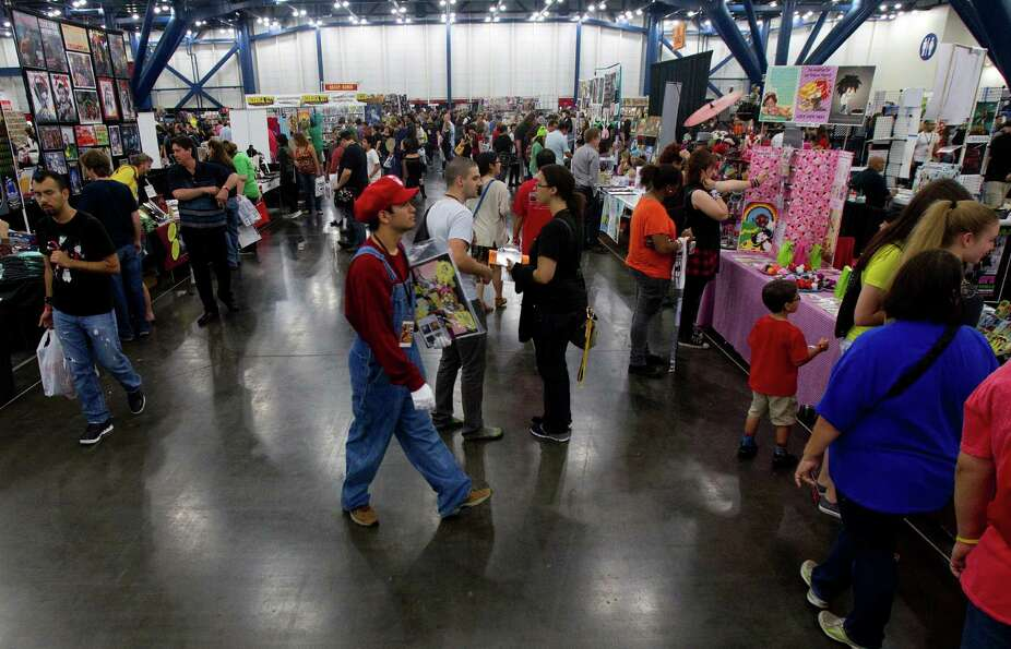 Comicapalooza is a multi-format pop culture convention in the southwest region of the United States