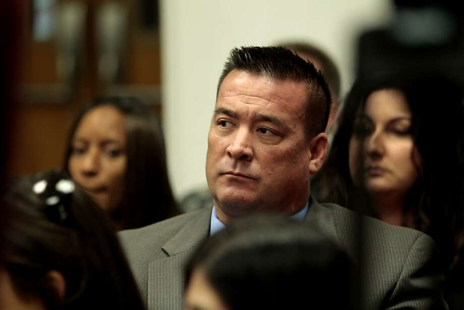 Stephen Tanabe is an ex-Contra Costa County sheriff's deputy. Photo: Lacy Atkins, The Chronicle