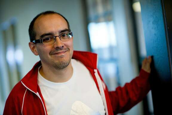 Dave McClure, founding partner of 500 Startups, stands for a photograph after an interview in San Francisco, California, U.S., on Tuesday, Dec. 27, 2011. McClure discussed a cyber attack on security-analysis firm Stratfor, demand for Internet security products and investment opportunities in the global start-up market. Photographer: David Paul Morris/Bloomberg *** Local Caption *** Dave McClure