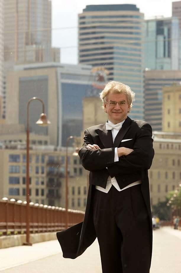 Visiting conductor Osmo Vänskä leads vibrant Sixth Symphony by Shostakovich. Photo: Ann Marsden