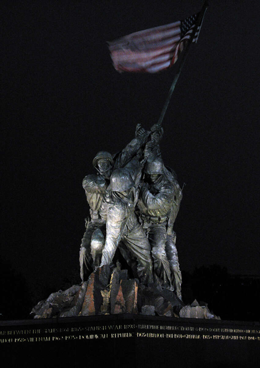 All national memorials and monuments are open 24 hours a day.