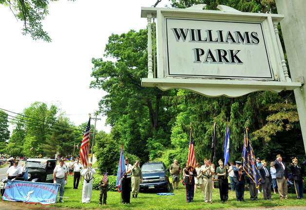 The Brookfield Memorial Day Parade was Sunday, May 27, 2012. Photo: Michael Duffy / The News-Times