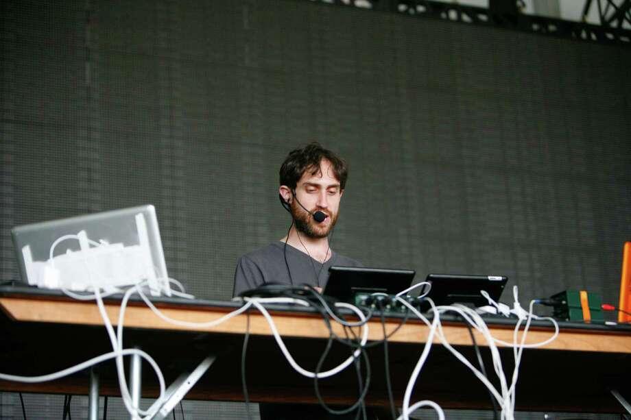 Beardyman performs. Photo: SOFIA JARAMILLO / SEATTLEPI.COM