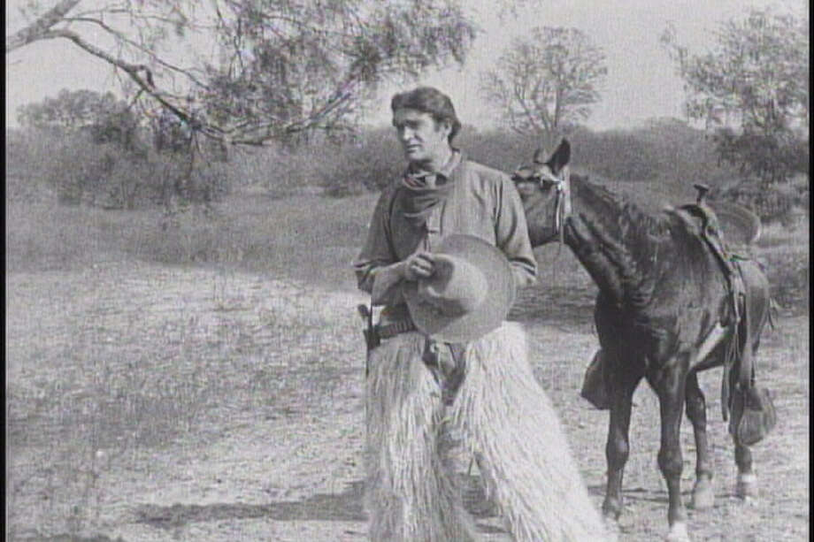 "The early Western ""Billy and His Pal"" was shot in 1911 in San Antonio and recently discovered in New Zealand. Photo: Courtesy Photo"