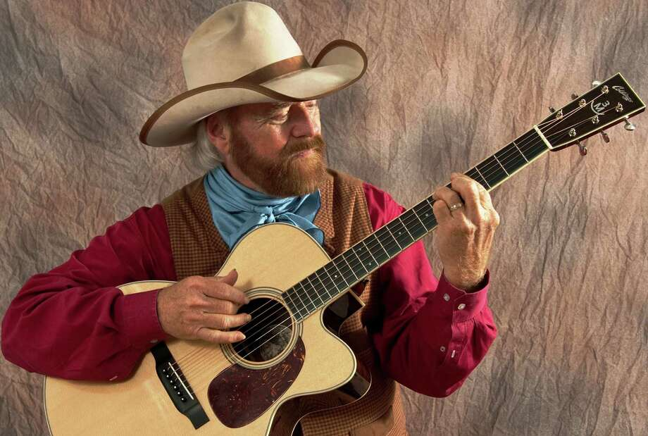 Singer-songwriter Michael Martin Murphey, who's revisiting his Cosmic Cowboy origins in 2012. Photo: Www.ownbeyphotography.com