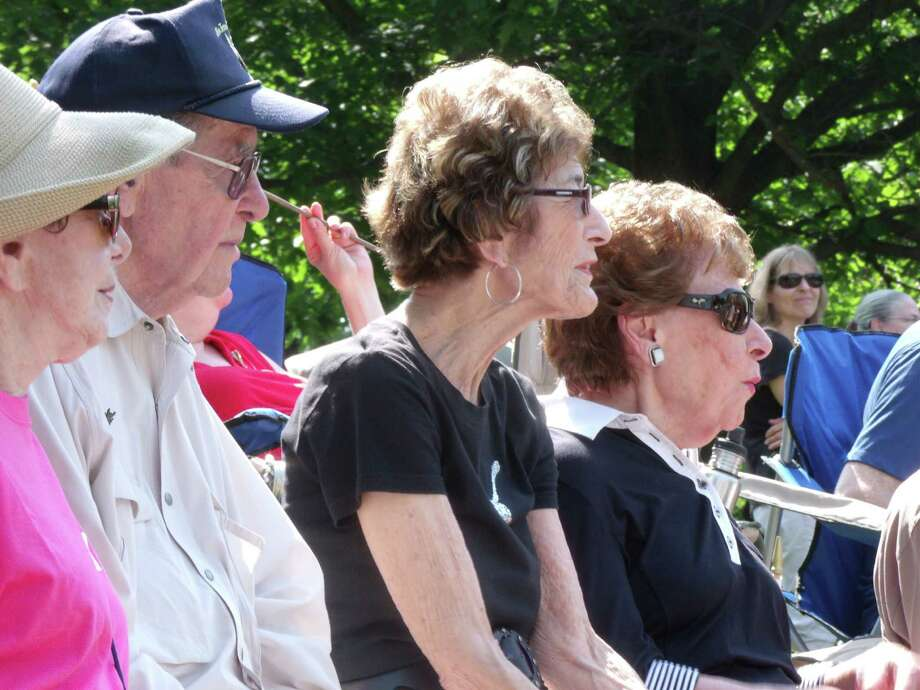 Were you seen at Westport's Memorial Day Parade? Photo: Todd Tracy / Westport news