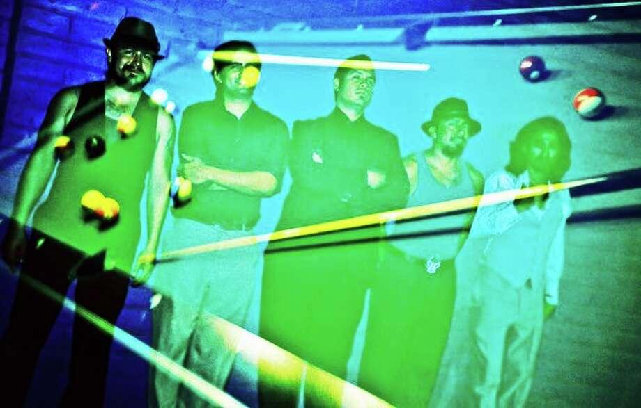 Genre-bending new band Los Nahuatlatos Photo: Courtesy Photo