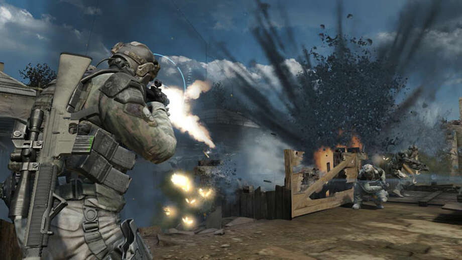 "Strategy plays into ""Tom Clancy's Ghost Recon: Future Soldier."" Photo: Ubisoft / Ubisoft"