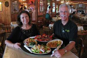 For Taste: A Conversation With Jo Mascorro and Dave Saylor, owners of Acadiana Cafe.