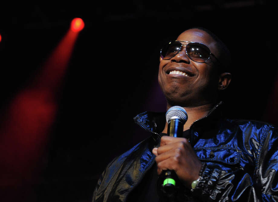 Hip hop legend Doug E. Fresh hosts Fresh Music Festival, featuring Keith Sweat, K-Ci and JoJo, Guy and SWV, at Webster Bank Arena at Harbor Yard in Bridgeport on Friday, June 8. Photo: Christian Abraham, ST / Connecticut Post