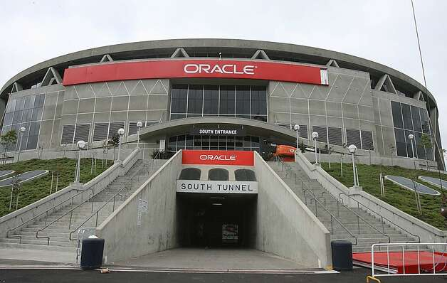 The Oracle Arena Photo: Frederic Larson, SFC