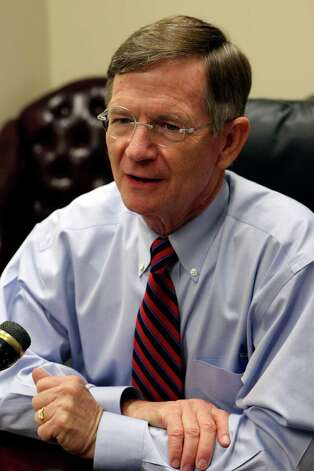 Lamar Smith Photo: HELEN L. MONTOYA, SAN ANTONIO EXPRESS-NEWS / SAN ANTONIO EXPRESS-NEWS