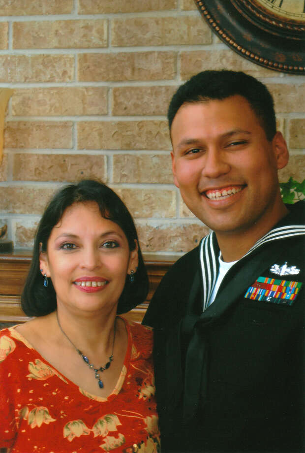 Jason Garcia, 29 and his mother Rosie, 53, in 2009. Photo: COURTESY