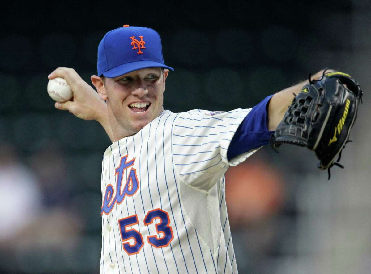 Mets rookie starter Jeremy Hefner held his own on the mound and in the batter's box on Tuesday, helping New York top the Phillies.