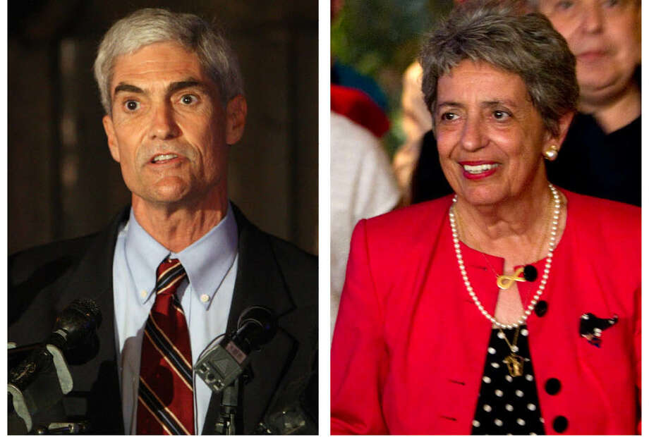 Mike Anderson defeated incumbent Harris County DA Pat Lykos in the GOP primary. Photo: Houston Chrronicle
