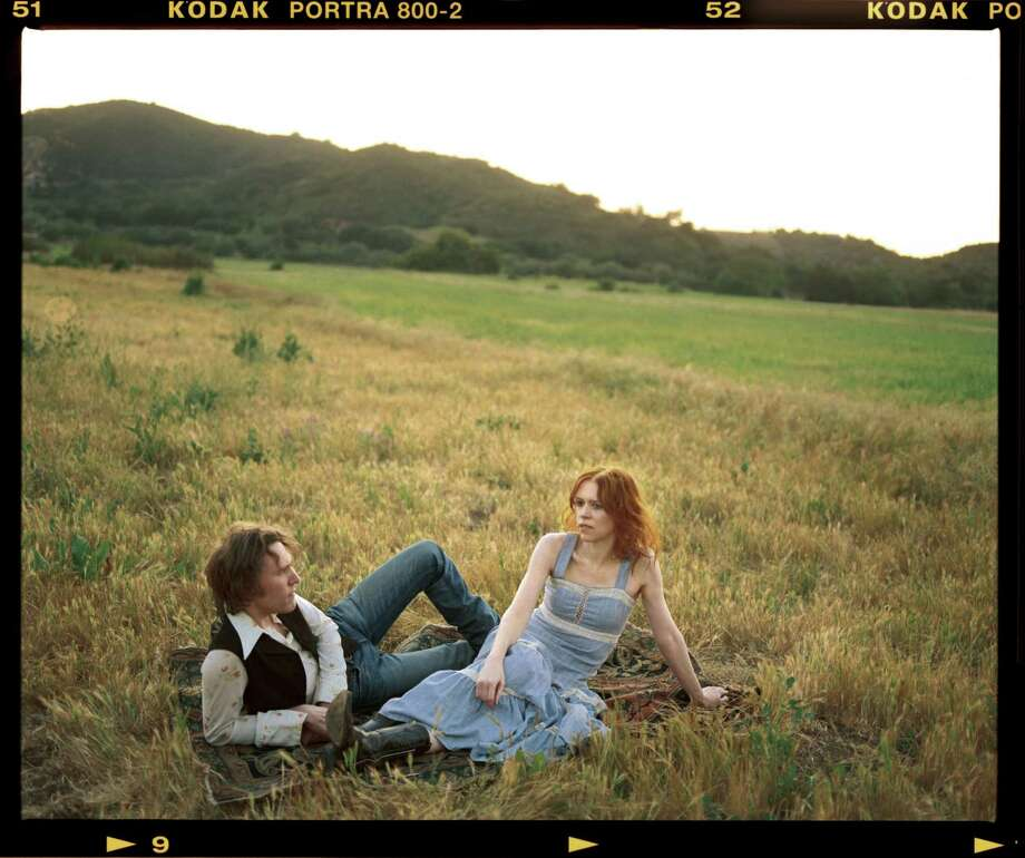 image of Gillian Welch and David Rawlings Photo: Mark Seliger