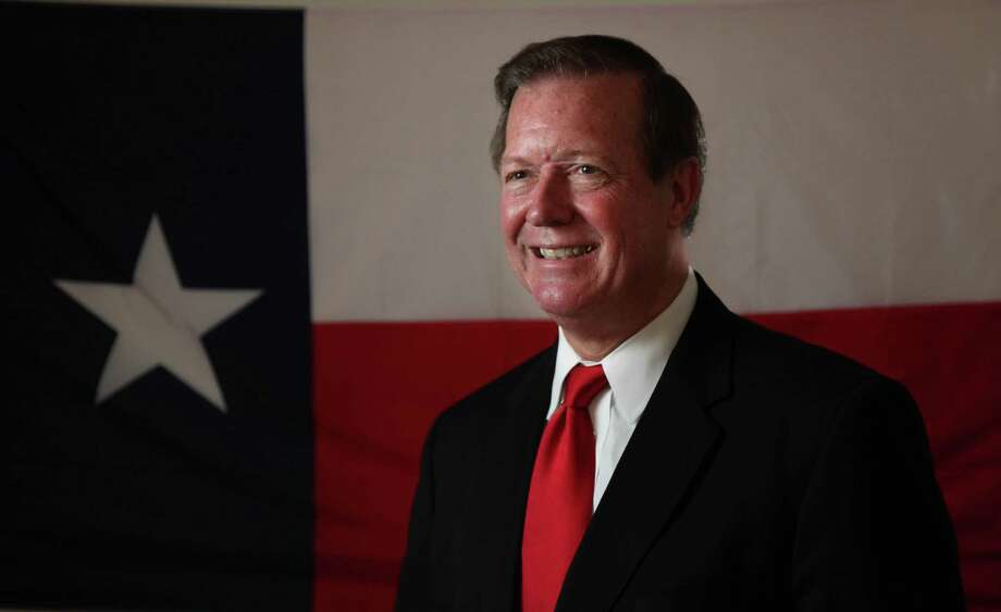 Rep. Randy Weber, District 29, is photographed at his campaign headquarters on Thursday, March 15, 2012, in League City. Rep. Randy Weber is a candidate in the 2012 Congressional Elections.  ( Mayra Beltran / Houston Chronicle ) Photo: Mayra Beltran / © 2012 Houston Chronicle