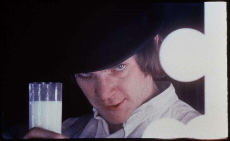 """A Clockwork Orange"" / handout"