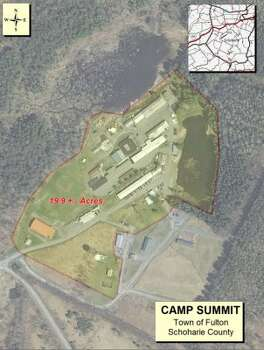 Lucky us. Summit Shock Incarceration, a 37-building former state correctional facility on 18 acres in New York, is also for sale. (Via Buzz Feed)